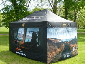 Another stunning creation from Instant popup Shelters